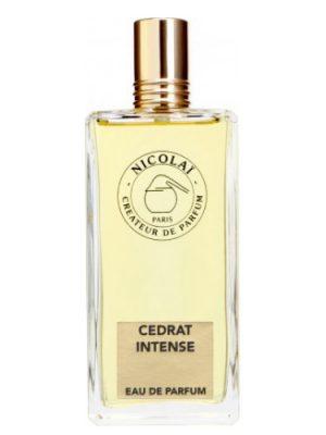 Cedrat Intense Nicolai Parfumeur Createur женские