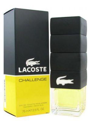 Challenge Lacoste Fragrances мужские