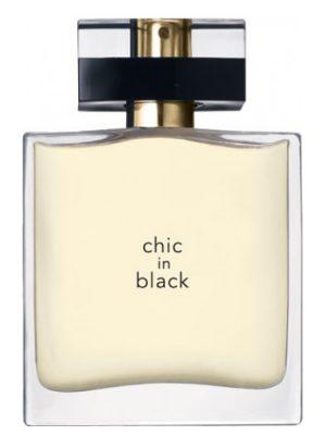 Chic in Black Avon женские