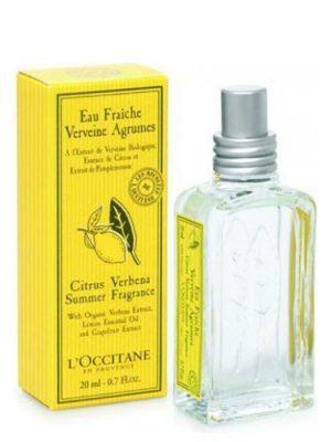 Citrus Verbena Summer Fragrance 2009 L'Occitane en Provence унисекс