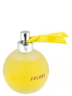 Colore Colore Yellow Parfums Genty женские