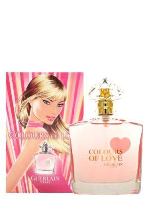 Colours of Love Guerlain женские