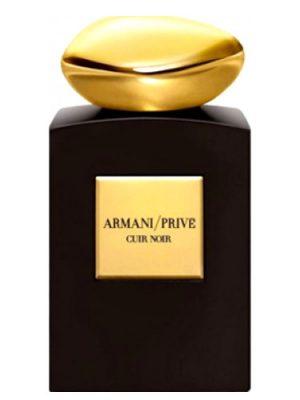 Cuir Noir Giorgio Armani унисекс