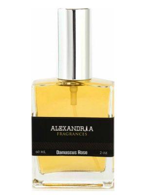 Damascus Rose Alexandria Fragrances унисекс