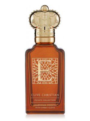E for Men Gourmand Oriental With Sweet Clove Clive Christian мужские