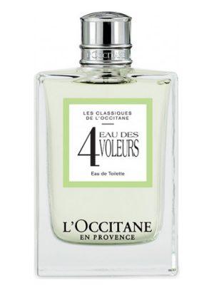 Eau des 4 Voleurs L'Occitane en Provence мужские