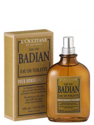 Eau du Badian L'Occitane en Provence мужские