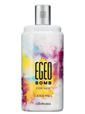 Egeo Bomb For Her Caramel O Boticario женские