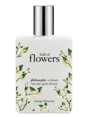 Field of Flowers Orange Blossom Philosophy женские