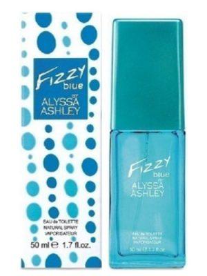 Fizzy Blue Alyssa Ashley женские
