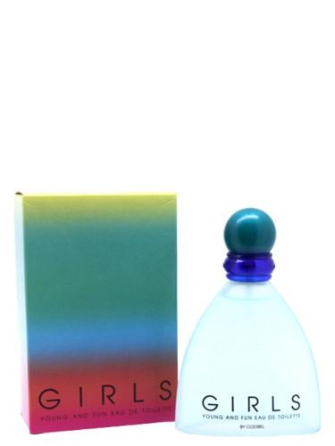 Girls Parfums Codibel женские