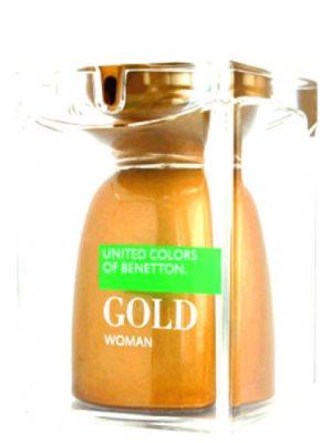 Gold Benetton женские