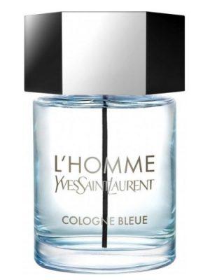 L'Homme Cologne Bleue Yves Saint Laurent мужские