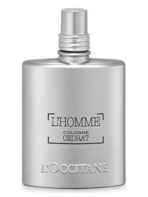 L'Homme Cologne Cedrat L'Occitane en Provence мужские