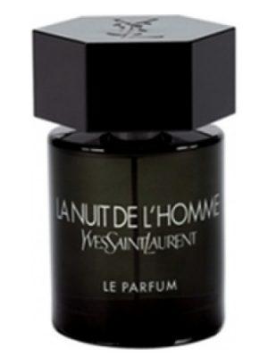 La Nuit de L'Homme Le Parfum Yves Saint Laurent мужские