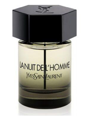 La Nuit de l'Homme Yves Saint Laurent мужские