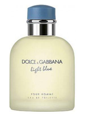 Light Blue pour Homme Dolce&Gabbana мужские