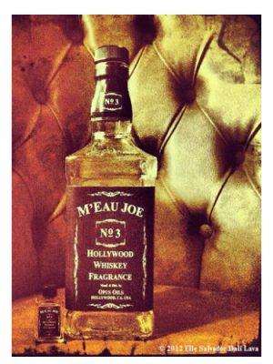 M'Eau Joe No 3 - Hollywood Whiskey Fragrance Opus Oils унисекс