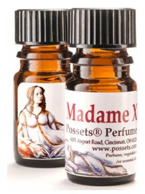 Madame X Perfume Oil Possets Perfume женские