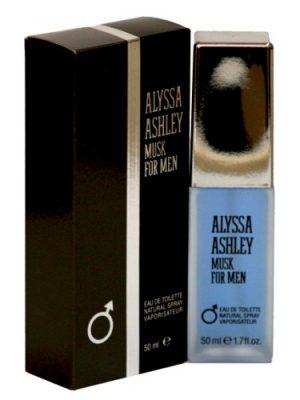 Musk for Men Alyssa Ashley мужские