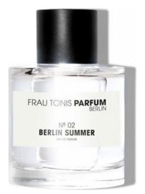 No. 02 Berlin Summer Frau Tonis Parfum унисекс