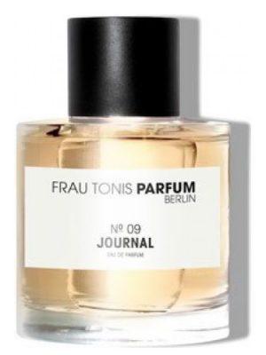 No. 09 Journal Frau Tonis Parfum унисекс