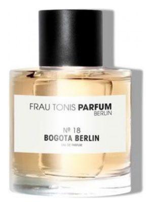 No. 18 Bogota Berlin Frau Tonis Parfum унисекс