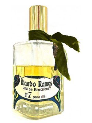No. 7 For Her Ricardo Ramos Perfumes de Autor женские