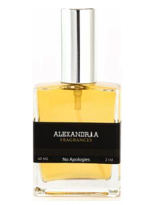 No Apologies Alexandria Fragrances унисекс