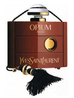Opium Parfum Yves Saint Laurent женские