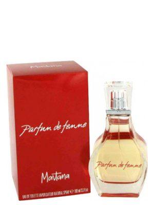 Parfum de Femme Montana женские