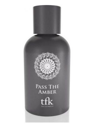 Pass the Amber The Fragrance Kitchen унисекс