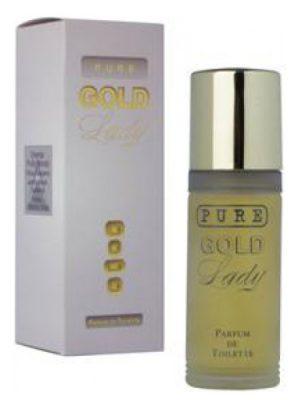 Pure Gold Ladies Milton Lloyd женские