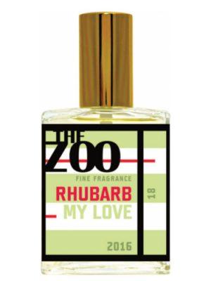 Rhubarb My Love The Zoo унисекс