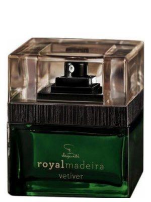 Royal Madeira Vetiver Jequiti унисекс