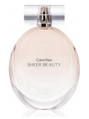 Sheer Beauty Calvin Klein женские