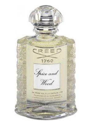 Spice and Wood Creed унисекс