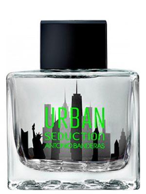 Urban Seduction in Black Antonio Banderas мужские