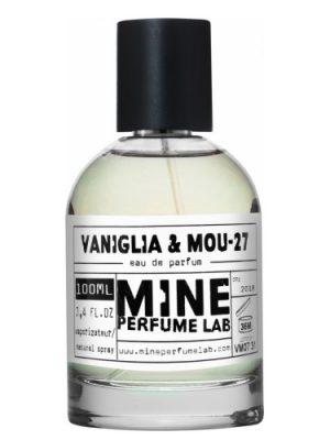 Vaniglia & Mou-27 Mine Perfume Lab унисекс