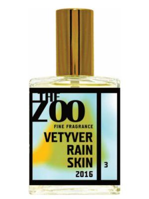 Vetiver Rain Skin The Zoo унисекс