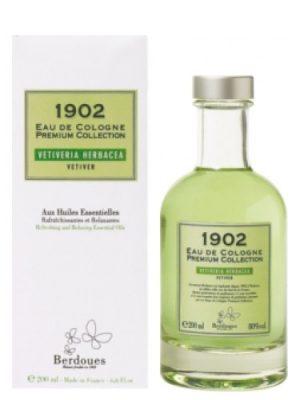Vetivera Herbacea Parfums Berdoues мужские