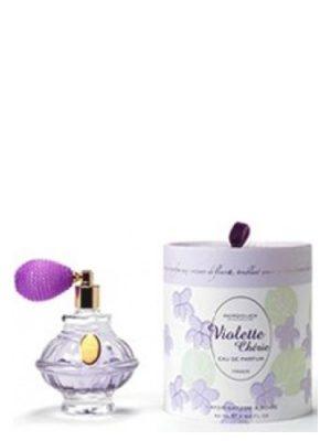Violette Cherie Parfums Berdoues женские