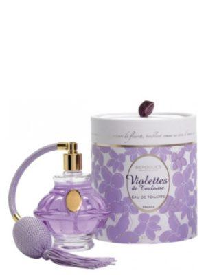 Violettes de Toulouse Eau de Toilette Parfums Berdoues женские
