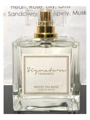 White Tea Rose Signature Fragrances унисекс