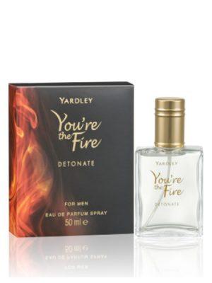 You're the Fire Detonate Yardley мужские