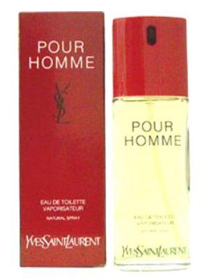 Yves Saint Laurent Pour Homme Yves Saint Laurent мужские